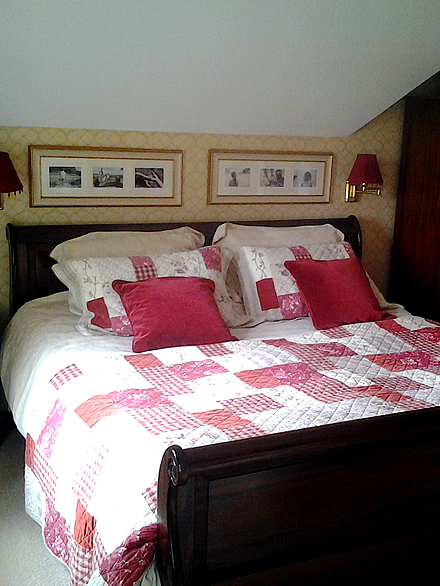 Bed and Breakfast room in Drumhierney B&B Leitrim